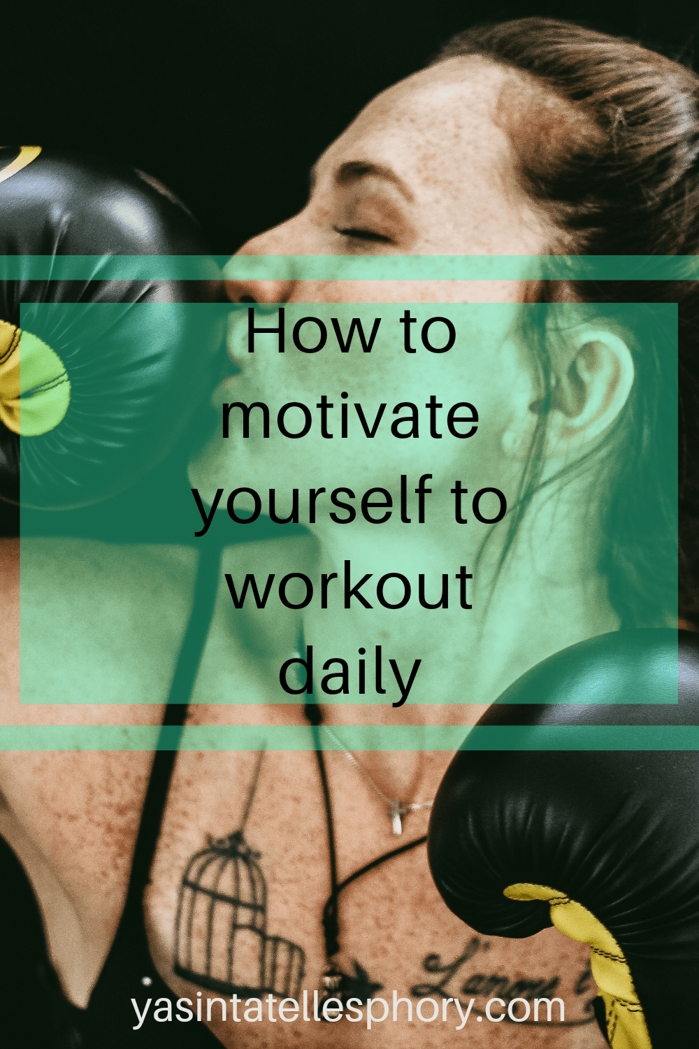 How to motivate yourself to workout daily