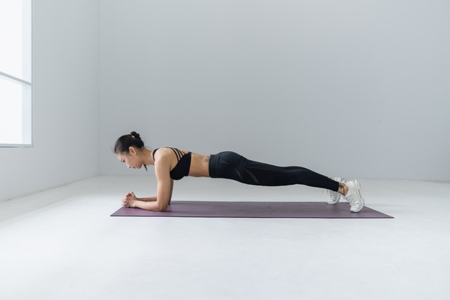 Body workouts for office workers and students