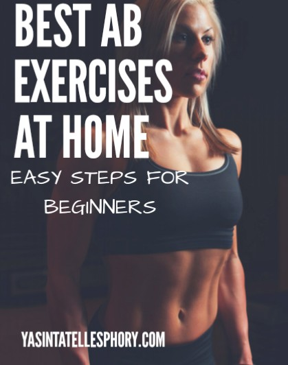Best ab exercises at home for beginners