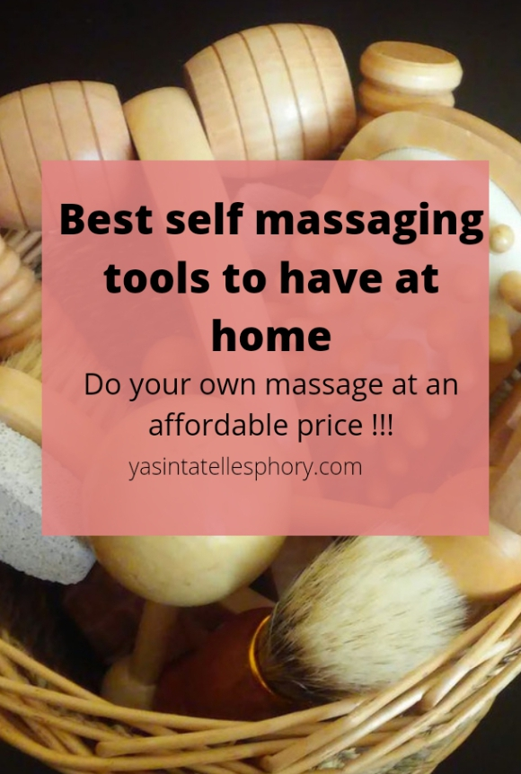 Best self massaging tools to have at home