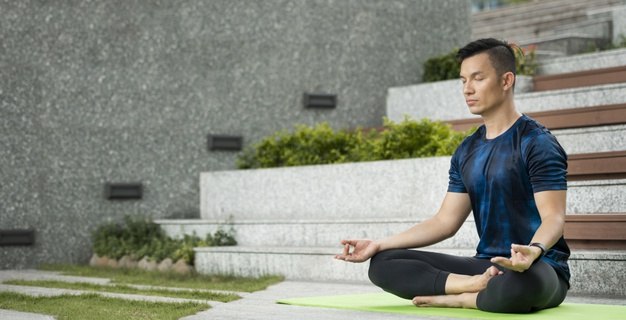 How to prepare for meditation at home