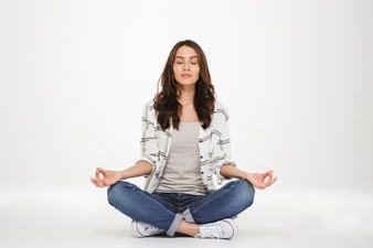5-minute deep breathing meditation to do anywhere